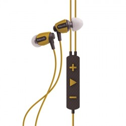 Klipsch Image S4i Rugged In-Ear Headphones Yellow-Black
