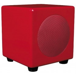 Podspeakers Micropod Subwoofer Red