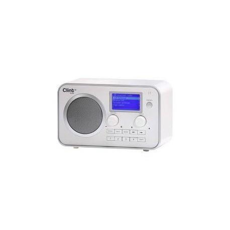 Clint L1 DAB+/FM Radio White