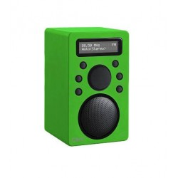 Clint F4 DAB+/FM Radio Neon Green