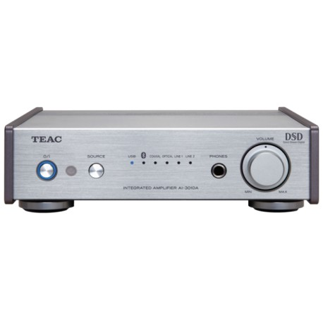 Teac AI-301 DA Silver