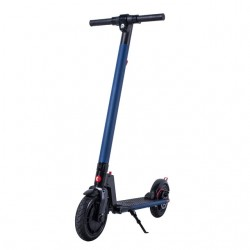 Gotrax TT-EL-851 Black/Blue - Patinete eléctrico 250W
