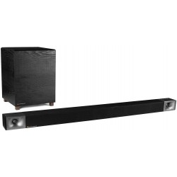 Klipsch BAR 48 SoundBar Black