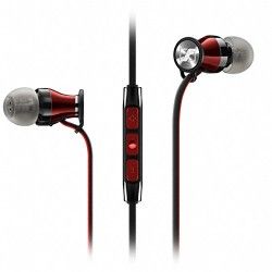 Sennheiser Momentum In-Ear G Red