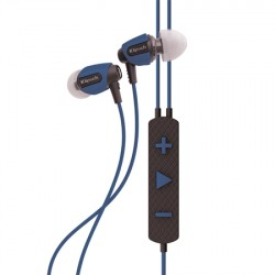 Klipsch Image S4i Rugged In-Ear Headphones Orage-Black