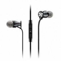 Sennheiser Momentum In-Ear i Black Chrome