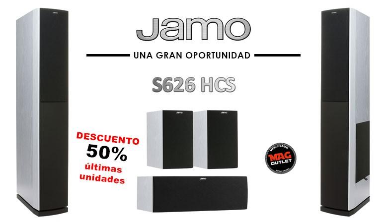 Oferta Jamo S 626 HCS