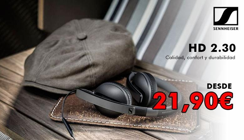 Sennheiser HD 2.30 oferta especial