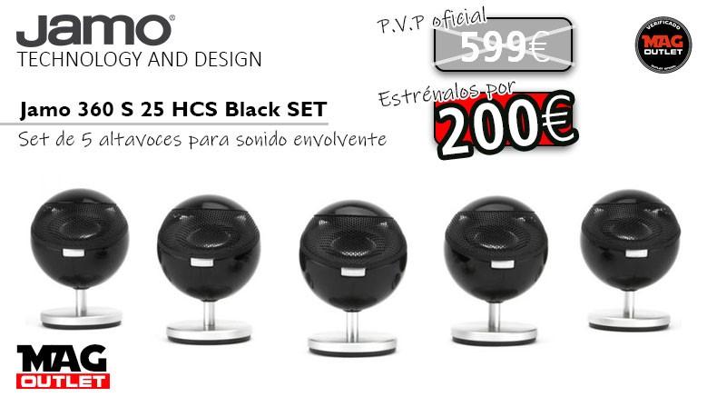 Jamo 360 S 25 HCS
