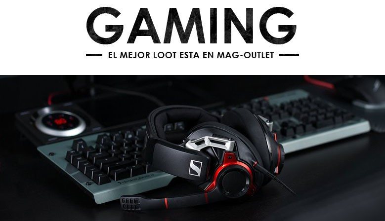 Gaming Mag-outlet Ofertas