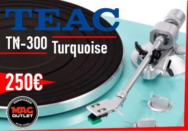 Oportunidad oferta especial giradiscos TEAC TN-300